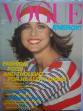Vogue Magazine - 1980 - April 15th